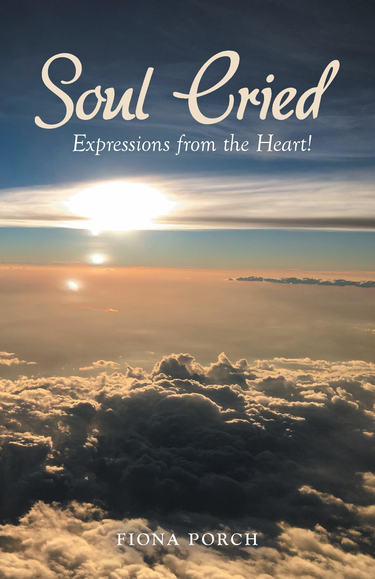 Soul Cried Poetry Book